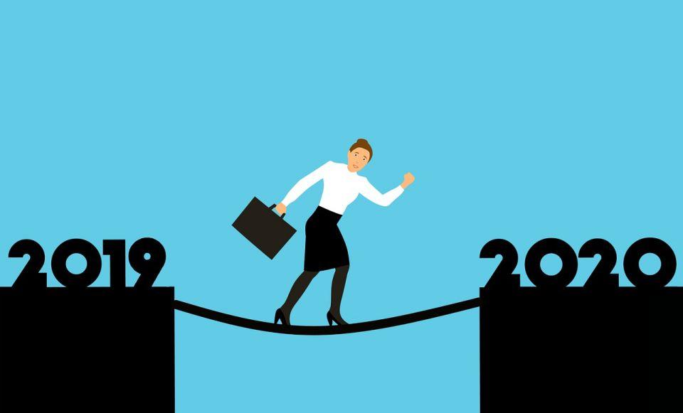 Propozycje 5 noworocznych postanowień dlaprzedsiębiorców